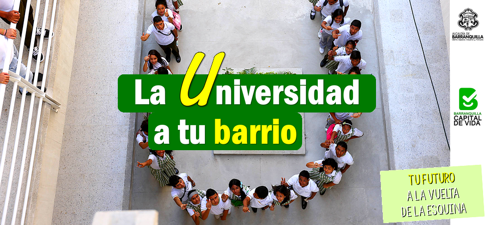 Universidad a tu Barrio 2016